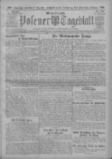 Posener Tageblatt 1913.08.25 Jg.52 Nr396