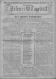 Posener Tageblatt 1913.08.26 Jg.52 Nr397