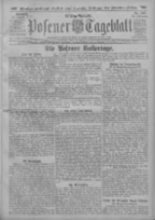 Posener Tageblatt 1913.08.27 Jg.52 Nr400