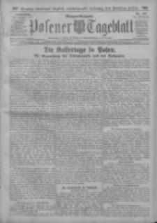 Posener Tageblatt 1913.08.28 Jg.52 Nr401