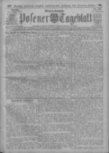 Posener Tageblatt 1913.08.31 Jg.52 Nr407