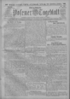 Posener Tageblatt 1913.09.01 Jg.52 Nr408