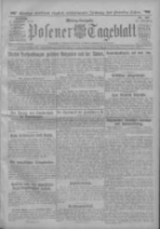 Posener Tageblatt 1913.09.02 Jg.52 Nr410