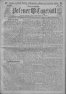 Posener Tageblatt 1913.09.03 Jg.52 Nr411