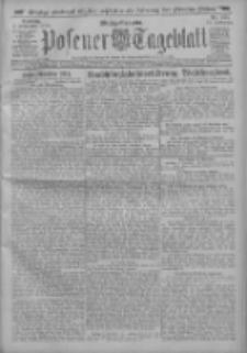 Posener Tageblatt 1913.09.09 Jg.52 Nr422