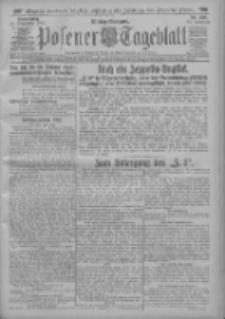 Posener Tageblatt 1913.09.11 Jg.52 Nr426