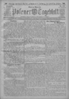 Posener Tageblatt 1913.09.13 Jg.52 Nr429
