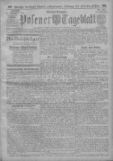 Posener Tageblatt 1913.09.16 Jg.52 Nr433