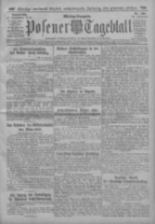 Posener Tageblatt 1913.09.18 Jg.52 Nr438