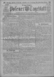 Posener Tageblatt 1913.09.19 Jg.52 Nr439