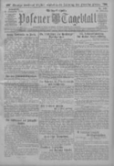 Posener Tageblatt 1913.09.20 Jg.52 Nr442