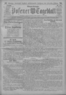 Posener Tageblatt 1913.09.21 Jg.52 Nr443