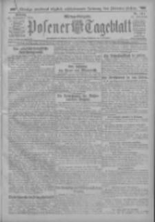Posener Tageblatt 1913.09.22 Jg.52 Nr444
