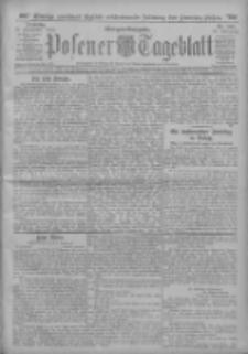Posener Tageblatt 1913.09.23 Jg.52 Nr445