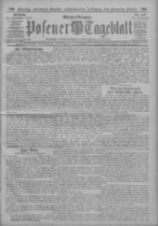 Posener Tageblatt 1913.09.24 Jg.52 Nr447