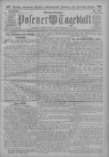 Posener Tageblatt 1913.09.25 Jg.52 Nr449
