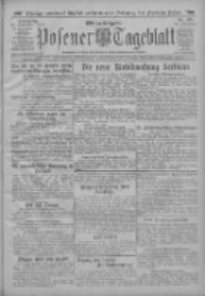 Posener Tageblatt 1913.09.25 Jg.52 Nr450