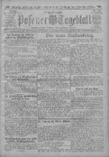 Posener Tageblatt 1913.09.26 Jg.52 Nr452