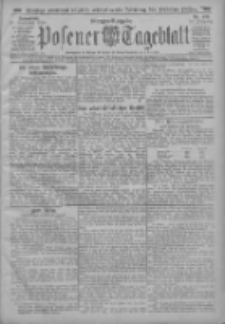 Posener Tageblatt 1913.09.27 Jg.52 Nr453