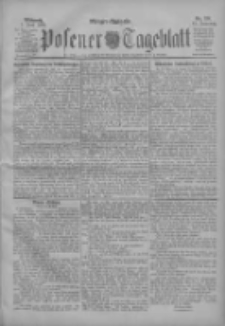 Posener Tageblatt 1904.06.01 Jg.43 Nr251