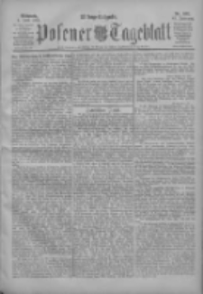 Posener Tageblatt 1904.06.01 Jg.43 Nr252