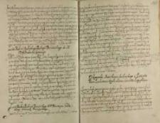 List Xiędza biskupa poznańskiego [Andrzeja Opalińskiego] do P. Hieronyma Gostomskiego woiewody poznańskiego, [Poznań 1608]