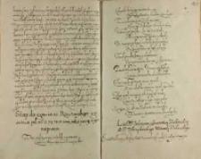 List PP. senatorow z conuocatiey krakowskiey do P. [Mikołaja] Zebrzydowskiego woiewody krakowskiego, Kraków 04.05.1608