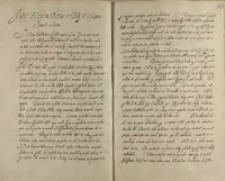 Testament króla Stefana Batorego pierwszy i drugi [12.05.1585-6]