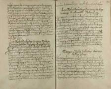 List Xiędza [Andrzeja] Opalińskiego Secretarza Wielkiego Coronnego do Marszałka Tribunalnego, [ok. 1606]