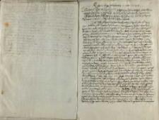 Rokosz drugi pode Lwowem in anno 1548