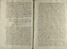 Gdyby KJM [Zygmunt III] na rokosz wezwany będącz stawić się nam nie chciał przyszłoby pro finali stą oratią Rytwanskiego do niego wyprawić w te słowa, [1607]