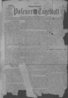 Posener Tageblatt 1909.01.01 Jg.48 Nr1