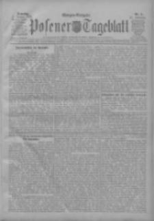 Posener Tageblatt 1909.01.03 Jg.48 Nr3