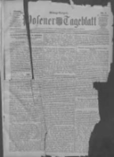 Posener Tageblatt 1909.01.04 Jg.48 Nr4