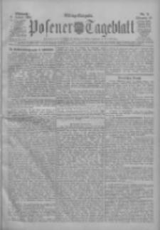 Posener Tageblatt 1909.01.06 Jg.48 Nr8