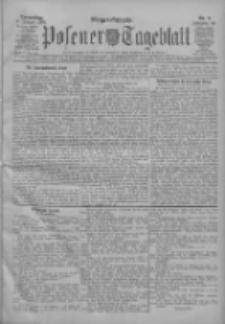 Posener Tageblatt 1909.01.07 Jg.48 Nr9