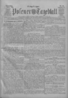 Posener Tageblatt 1909.01.07 Jg.48 Nr10