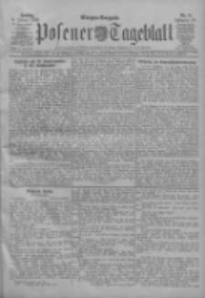 Posener Tageblatt 1909.01.08 Jg.48 Nr11