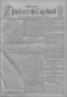 Posener Tageblatt 1909.01.09 Jg.48 Nr12