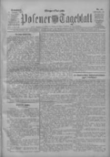 Posener Tageblatt 1909.01.09 Jg.48 Nr13