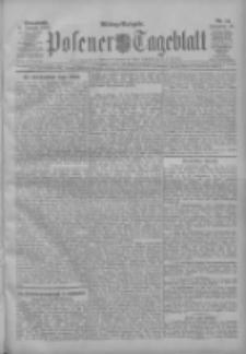 Posener Tageblatt 1909.01.09 Jg.48 Nr14