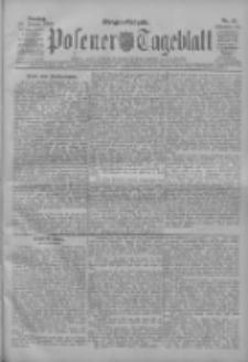 Posener Tageblatt 1909.01.10 Jg.48 Nr15