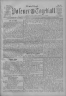 Posener Tageblatt 1909.01.12 Jg.48 Nr17