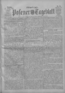 Posener Tageblatt 1909.01.12 Jg.48 Nr18