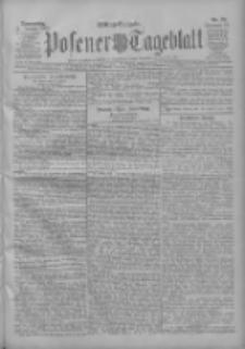 Posener Tageblatt 1909.01.14 Jg.48 Nr22
