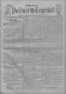 Posener Tageblatt 1909.01.15 Jg.48 Nr23