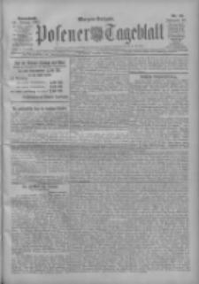 Posener Tageblatt 1909.01.16 Jg.48 Nr25