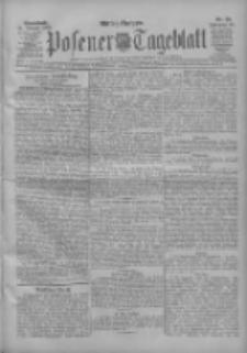 Posener Tageblatt 1909.01.16 Jg.48 Nr26