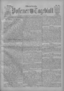 Posener Tageblatt 1909.01.18 Jg.48 Nr28