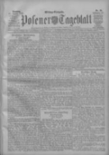 Posener Tageblatt 1909.01.19 Jg.48 Nr30